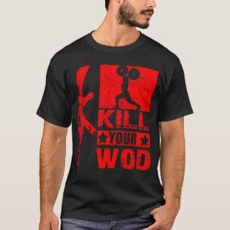 Tuez votre WOD - T-shirt d'AK47 des hommes