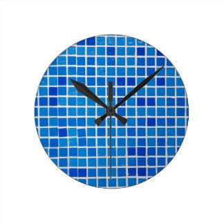 Salle bains horloges salle bains horloges murales for Horloge de salle de bain