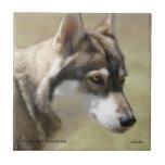 Tuile de loup carreaux en céramique