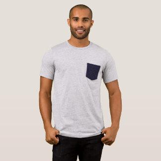 Tuile de poche d'état d'empire t-shirt