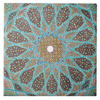 Tuile en céramique de photo de conception grand carreau carré