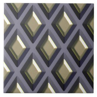 Tuile en céramique de photo grand carreau carré