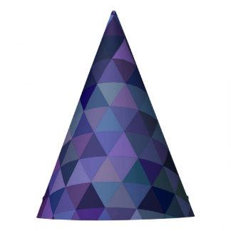 Tuiles de triangle chapeaux de fètes