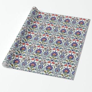 tuiles turques traditionnelles papier cadeau