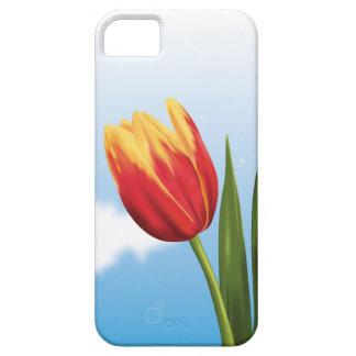 tulipe dans le ciel coques iPhone 5 Case-Mate