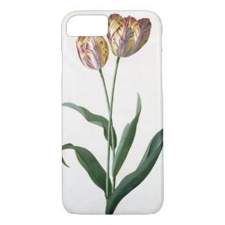 Tulipe de tulipe coque iPhone 7