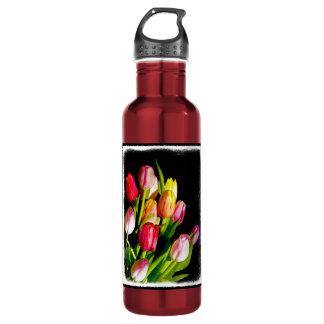Tulipes Bouteille D'eau