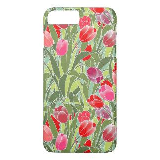 Tulipes Coque iPhone 7 Plus