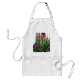 Tulipes de 1 primevère tablier