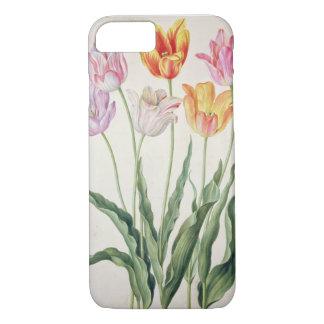 """Tulipes, du """"Florilegium de Nassau"""" (la semaine Coque iPhone 7"""