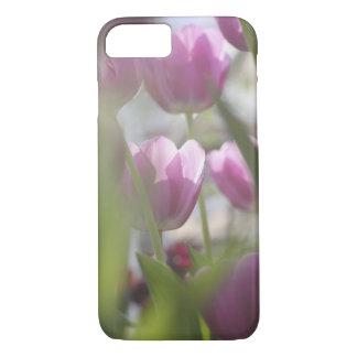 Tulipes, jardins de Keukenhoff, Hollandes Coque iPhone 7