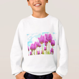 tulipes sweatshirt