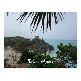 tulummexico, Tulum, Mexique Carte Postale