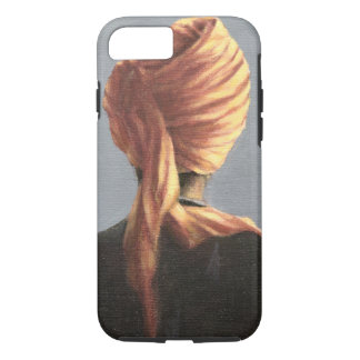 Turban orange 2004 coque iPhone 7