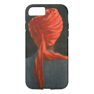 Turban rouge 2004 coque iPhone 7