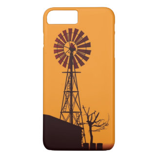 Turbine de vent coque iPhone 8 plus/7 plus