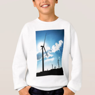 Turbine de vent sweatshirt