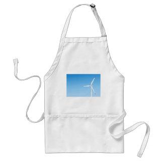 Turbine de vent tablier
