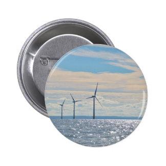 Turbines de vent pin's