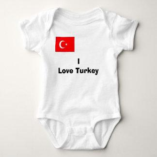 Turc, j'aime la Turquie Body