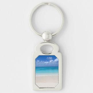 Turcs de la plage | et photo sous le vent de la porte-clés