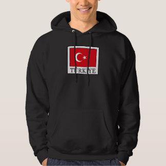 Türkiye Veste À Capuche