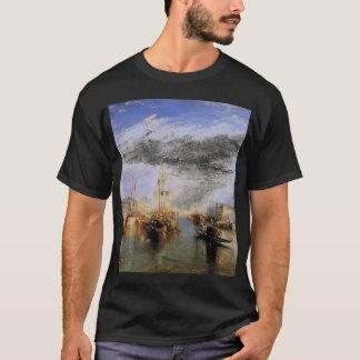 Turner, j m W - le canal grand - Venise T-shirt