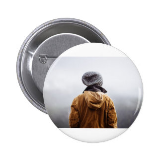 Turning my arrière to you… badge rond 5 cm