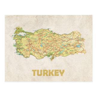 ♥ Turquie de CARTES POSTALES de CARTE
