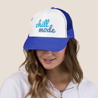 Turquoise froide de mode/type bleu casquette de