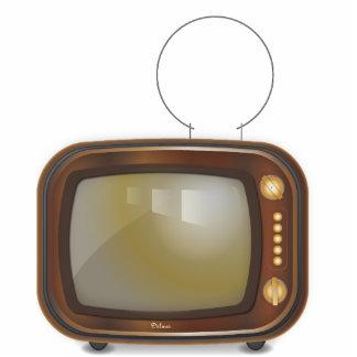 TV ORNEMENT PHOTO SCULPTURE