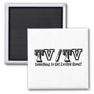 TV/TV MAGNET CARRÉ