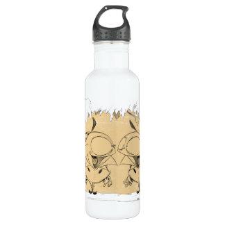 Tweedles la bouteille d'eau (grande)