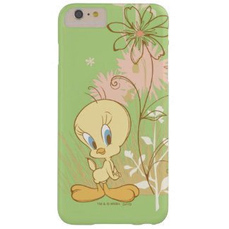 """Tweety """"se perfectionnent juste ainsi """" coque iPhone 6 plus barely there"""