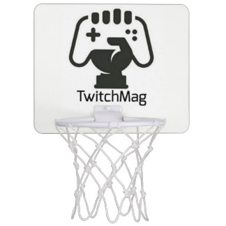 TwitchMag.com - match de basket officiel Mini-panier De Basket