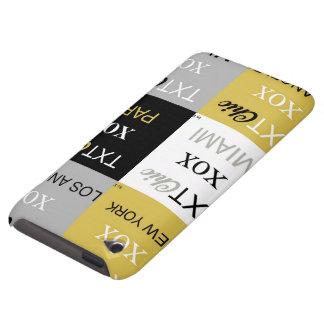 TXT CHIC avec votre contact d IPod Coque iPod Touch Case-Mate