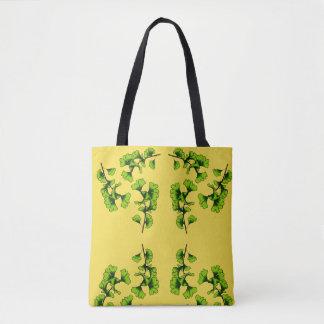 Type B de Ginkgo de joie Tote Bag