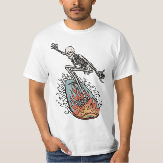 Type de conseil de crétin t-shirt