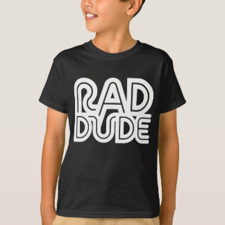 Type de rad t-shirt
