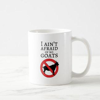 Types de chèvre mug