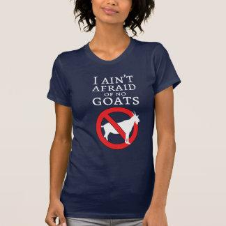Types de chèvre t-shirt