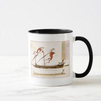 Types d'expédition : un office double-mâté : mugs