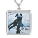 Typographie d'amour votre modèle photo bijouterie personnalisée