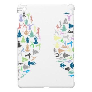 Typographie de yoga coques iPad mini