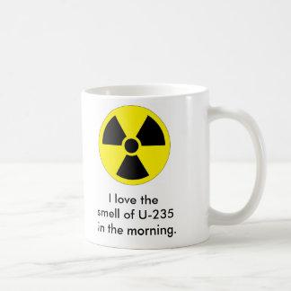 U-235 il CHAUD Mug