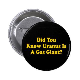U a-t-il connu Uranus est-il un géant de gaz ? Badges
