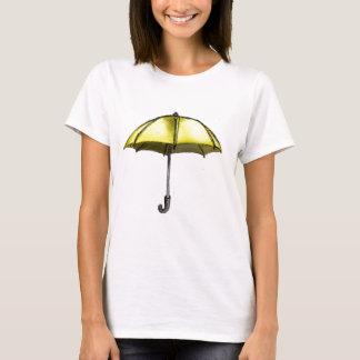 U est pour le parapluie t-shirt