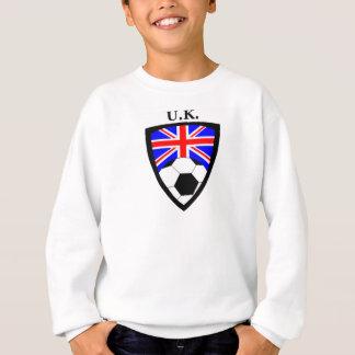 U.K. Le football T-shirts