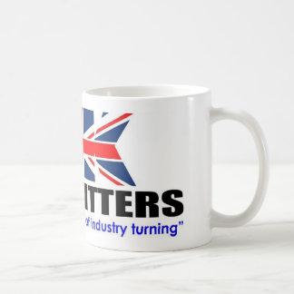 U.K. Tasse de monteurs de plante