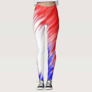 U.S.A. Guêtres Leggings